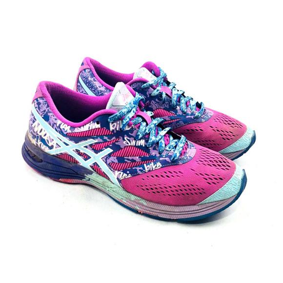 Asics T580N Gel Noosa TRI 10 Running Women Pink